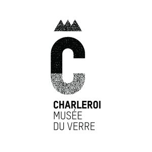 Logo for Charleroi Museum of Glass