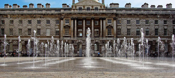 Image of Somerset House London